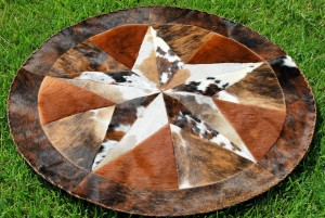 Cowhide Star 4Ft