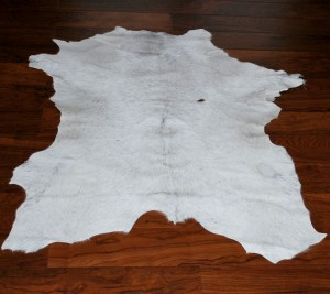 Calf Hide Skin Rug DX 126