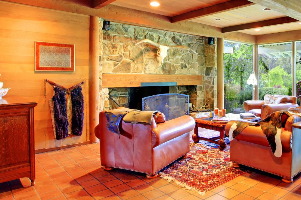 cowboy ranch interior design