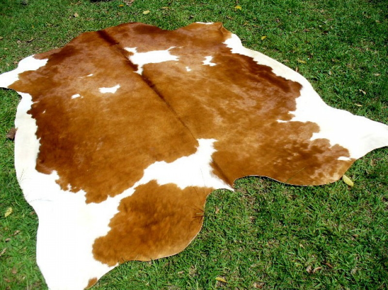 Do Cowhide Rugs Smell?