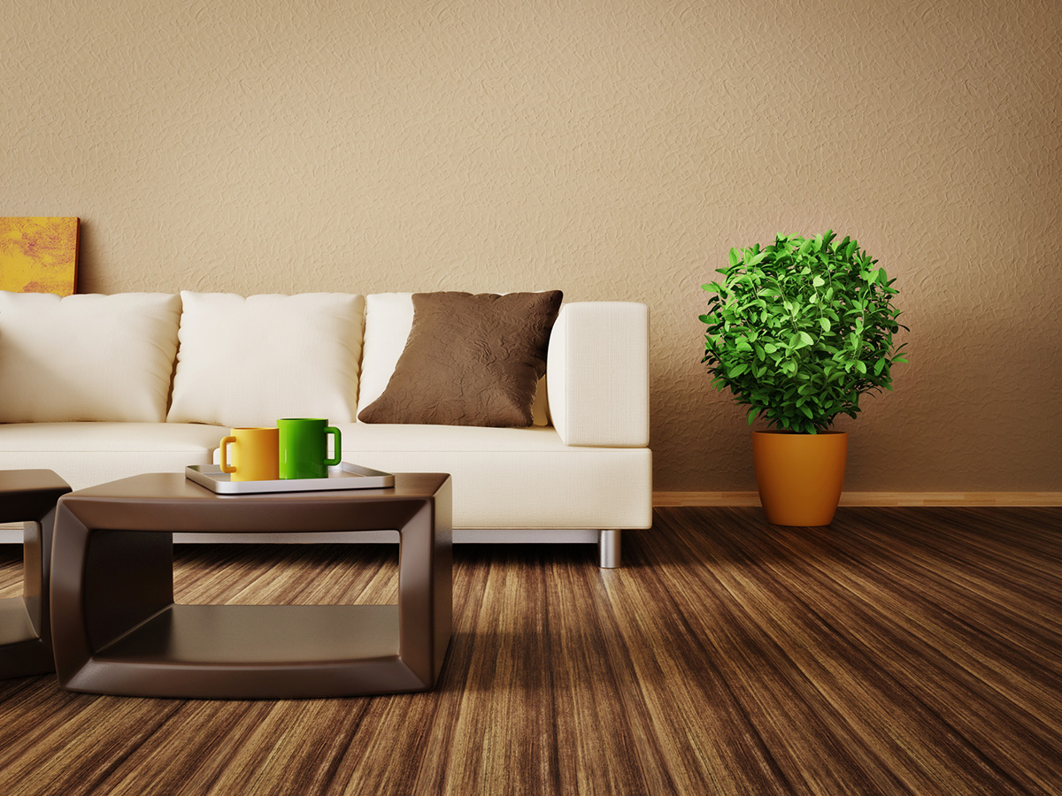Modern Decor With Cowhide