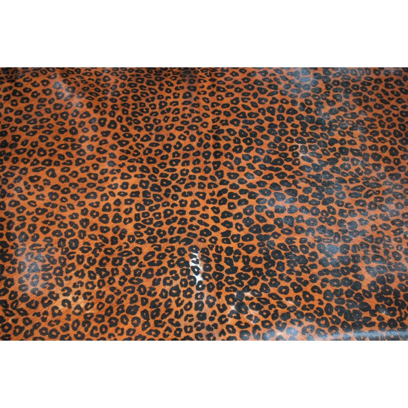 Leopard Stencil Cowhide