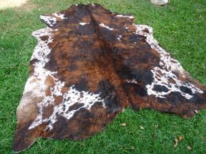 Cowhide Skin Rug CWR114
