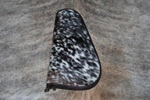 Speckled Cowhide Gun Case