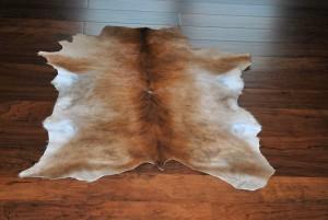 Calf Hide Skin Rug Yx110