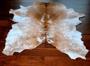 Calf Hide Skin Rug OX 113