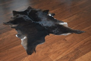 Calf Hide Skin Rug VX 116