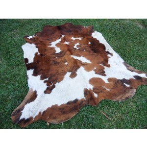 Trindle Brown bbcW4 Cowhide Rug