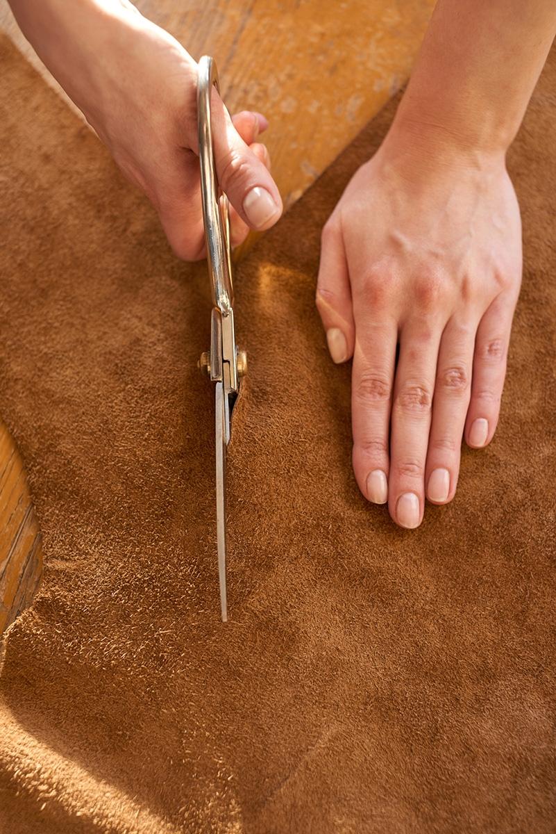 Creating Cowhide Rugs