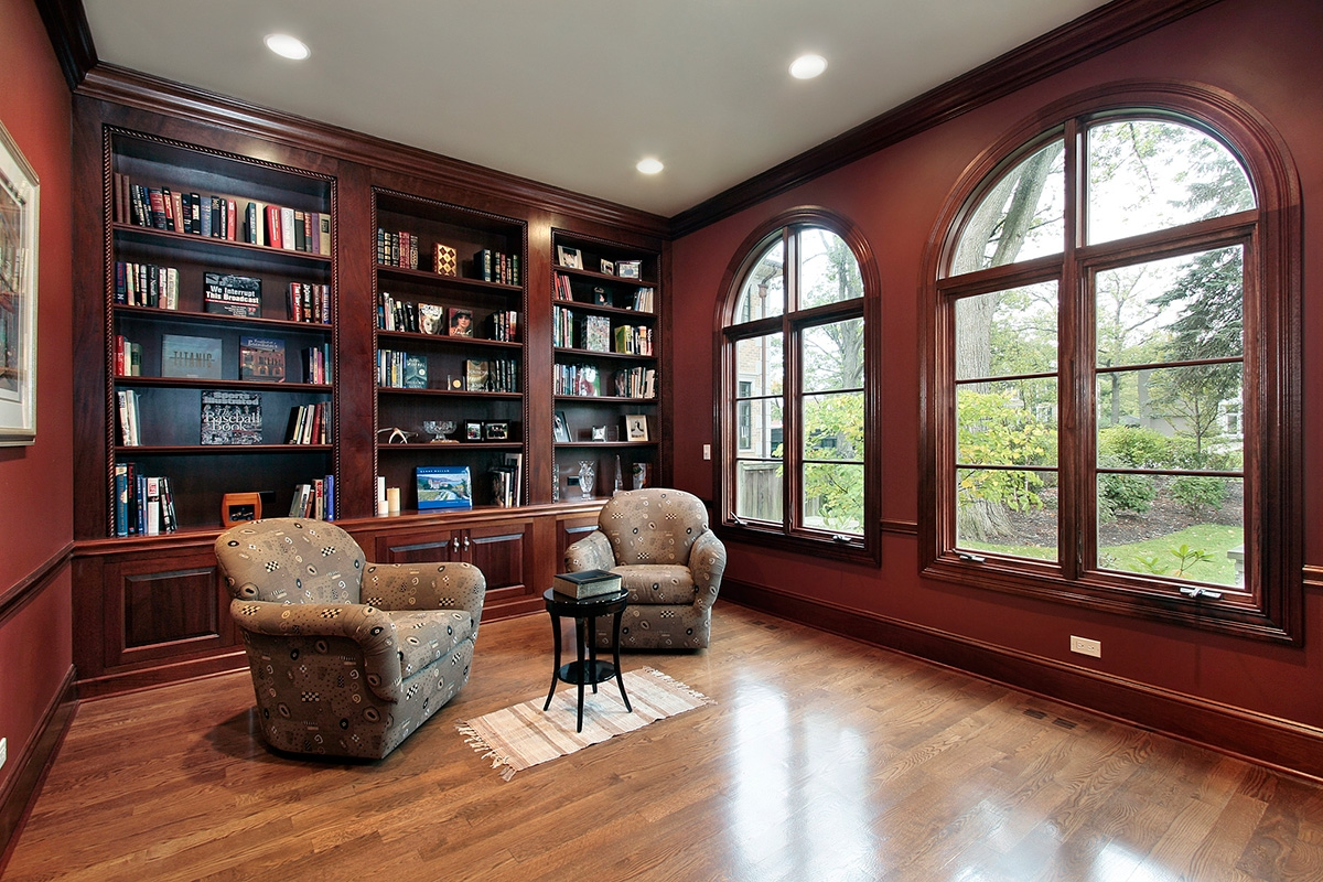 Cowhide outlet blog - Building a home library ...