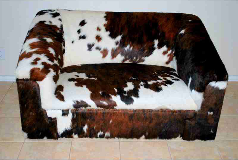 How Cowhide Furniture Can Transform Your Home