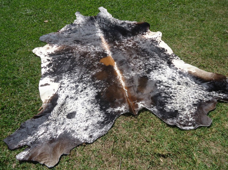 How Are Cowhide Rugs Made?