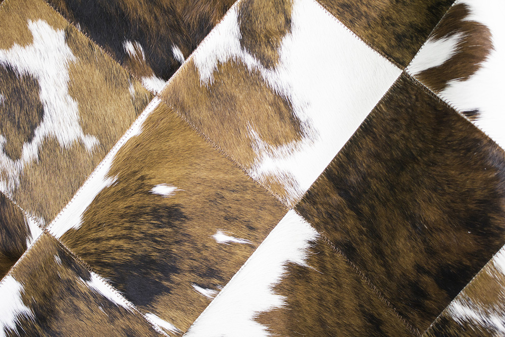 about cowhide rugs